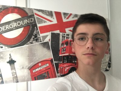 NIORT - collège Saint-Exupéry  Ca y est, le test est fini, je suis prêt pour partir en Angleterre améliorer mon anglais! Louis