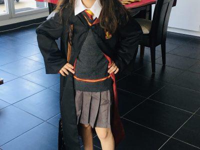 """Divonne-les-bains collège Marcel Anthonioz.  """"J'adore Harry Potter!"""""""