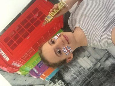 MAISONS-LAFFITTE, COCTEAU  Moi dans les rues de Londres !