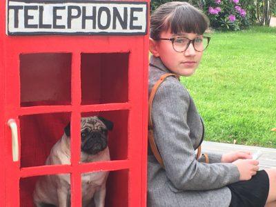 Bonjour,  Je m'appelle Clémence, je suis au collège Alphonse Allais à Honfleur. Je ne peux malheureusement pas appeler car un individu suspect s'y trouve j'attend donc mon tour.  #CARLIN