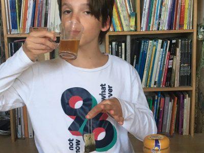 Aire sur l'Adour Gaston Crampe I love drink a cup of tea
