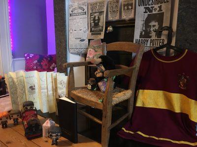 Mauriac Collège du Méridien  I love Harry Potter !