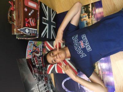 Collège le laoul à Bourg saint Andéol   je suis un fan de Londres