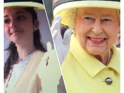 POV: I am the Queen of England