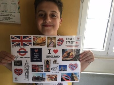 In Angouleme, we love English at Ste Marthes College