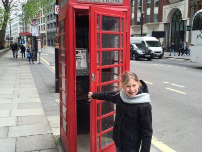 Neuilly sur seine collège saint-Pierre Saint Jean  un très beau voyage à Londres pour mes 10 ans