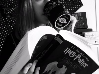 Plaisance du touch Collège Jules Verne  Une jeune fille anglaise passionnée par l'univers d'Harry Potter qui re-lis pour la 10eme fois les livres de J.K Rolling ...
