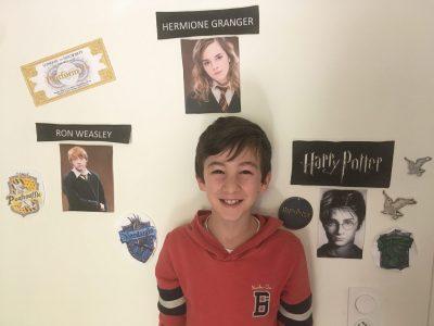 Toulouse, collège Saint-Joseph. It's my Harry Potter wall.  Valentin Merveilleux du Vignaux