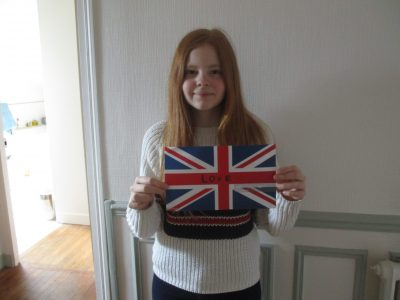 Montesson Sainte-Anne  I love English