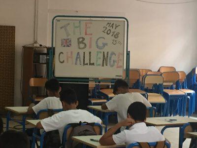 Collège Eugène Nonnon à Cayenne