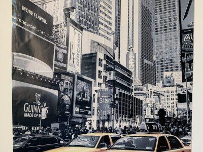 La ville est New York nous aurions du y aller pour les vacances d'avril mais cela n'a pas été possible avec le confinement :-(