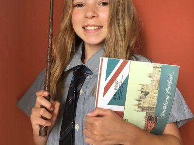 Bois - Colombes, College Jean - Mermoz  Dans la peau de Hermione Granger !