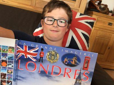 La ville : Pernes les Fontaines, collège Charles Doche J'ai hâte d'aller à Londres !
