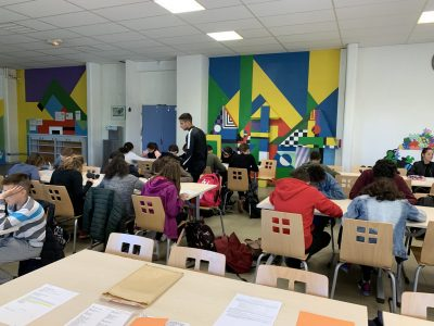 Collège Gérard Philipe, Cannes La Bocca