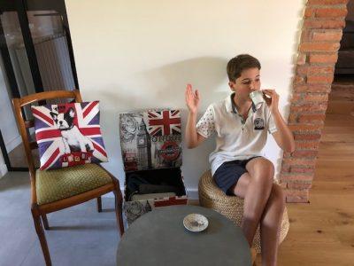 Vive l'Angleterre !