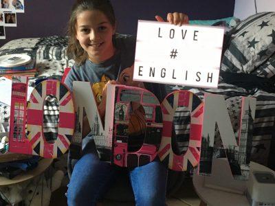 St jeannet Collège des baous  J'aime l'anglais J'aimerais voyagers a Londres  J'espere que je vais gagner !!!