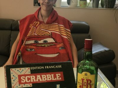 Artenay collège Jean-Moulin   je trouve ma photo très drôle et bien faite !