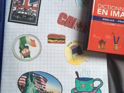 I love English   Amélie Riou 6 saphir  Herbignac college st joseph