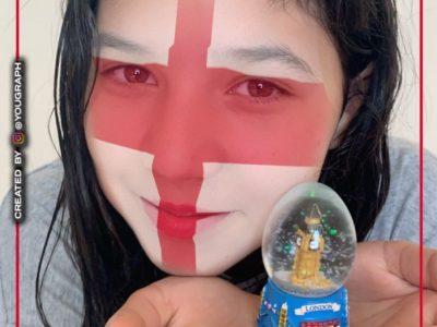 ROUBAIX COLLEGE SAINT MICHEL I LOVE ENGLAND