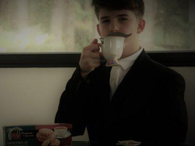 Albi Sainte Marie  The tea of mister Georges