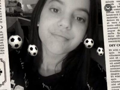 Mon collège est Notre Dame du bon accueil à Monteux.  Juliette in the Times in London and she love's  football !!!