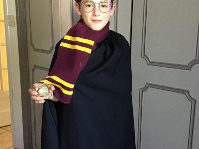 Rennes Collège L'Assomption Harry Potter is back !