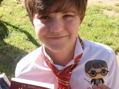 La Charité sur loire  collège Aumenier-Michot Harry Potter en force !