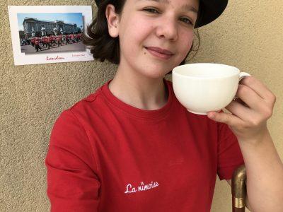 "NIMES - Collège d'Alzon ""It's tea time, Sir !"""