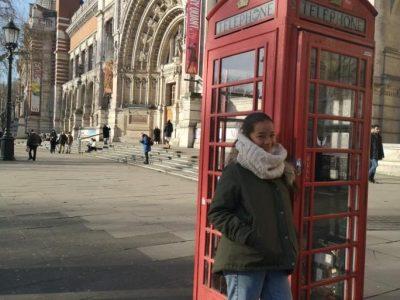 Le Port, Collège Edmond Albius . Voici une photo de mon séjour à Londres .La langue anglaise m'a beaucoup servi. C'était magique !