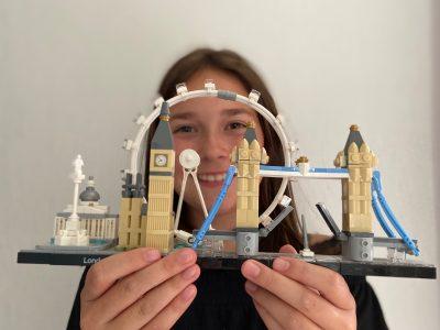 MANDEURE - Collège Jean-Paul GUYOT  Voici un petit souvenir de mon voyage à Londres.  Ma construction Lego Architecture de la ville de Londres