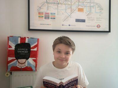 Louis PELPEL College Frassati. I love visiting United Kingdom!