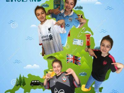 Lamastre collège Charles De Foucauld   A tout les fans de foot , l'Angleterre c'est la vie !!!