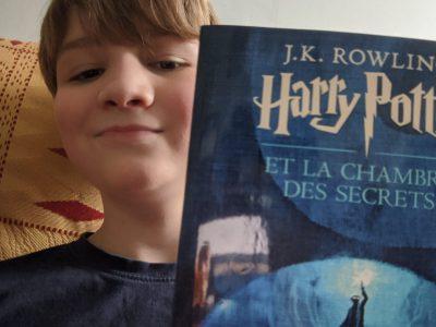 Mayenne ,Don Bosco. Je suis un grand fan de Harry Potter et le 2 est mon préféré.
