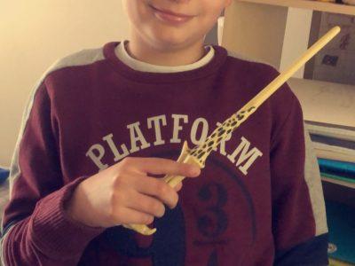 Vaubecourt, Collège Emilie du chatelet  Harry Potter espère gagner!!!!