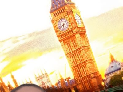 Feurs Collège le Palais   Même si nous ne pouvons pas voyager, nous pouvons allez voir Big Ben, preuve je suis sur la photo.