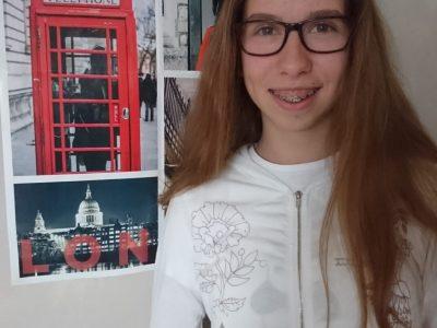 Collège Pradeau-La Sède à TARBES.  Ready to visit LONDON :)
