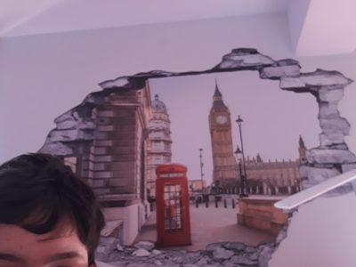 Big Ben dans ma chambre.   Martin collège de la Vallée du Matz  à Ressons sur Matz