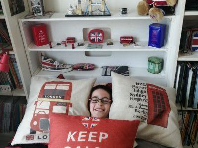 Hello !  My name is Edgar. I'm a big fan of London : look at my bedroom ! My school is Collège Jules Vallès in Portet-sur-Garonne (31). Keep calm and love London !  Edgar