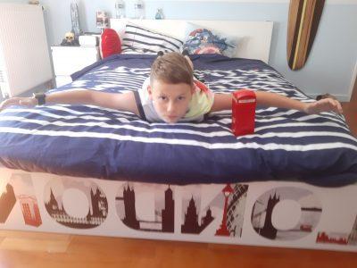 "Marly la Ville / Collège Françoise Dolto ""My London Bed !!!"""