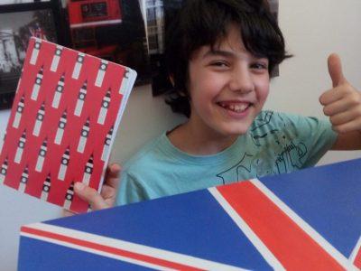 """TOULOUSE College Emilie de Rodat : """" Du bleu, du rouge, Big Ben et me voici à Londres!!"""""""