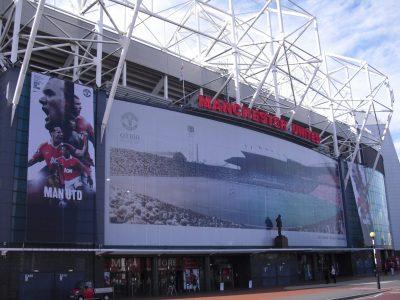 Sarcelles La salle saint rosaire Le théâtre des rêves  The theatre of dreams A tout les mancuniens Supporters de Manchester United