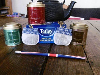 belleme orne collège Roger martin du guard  I love tea all like the English