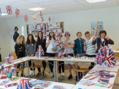 Les élèves du collège de Bray et Lû (95) préparent la cérémonie !