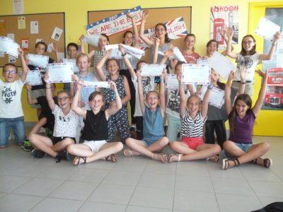 Chemillé en Anjou  Collège Saint Joseph  Bravo les 6C !