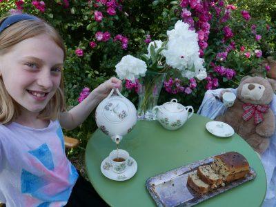 "La Bassée, Collège Albert Schweitzer ""Tea time with Teddy"""