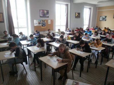 Collège Chavagnes, Loudun
