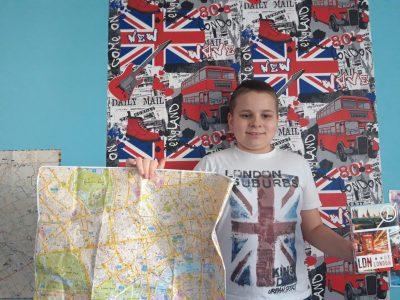 """VILLEBON SUR YVETTE - COLLEGE ILE DE FRANCE   """" In memory of my wonderful London trip last year ! """""""