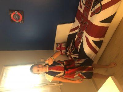 SAVENAY - COLLEGE SAINT JOSEPH - ENORA DAVID Je dors à Londres tous les jours :-)
