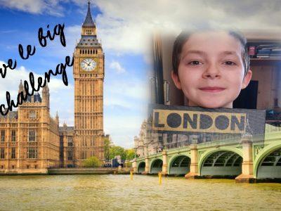 ARLEUX COLLEGE VAL DE LA SENSEE  Vive le Big challenge, Vive Londres et ses merveilleux sites !