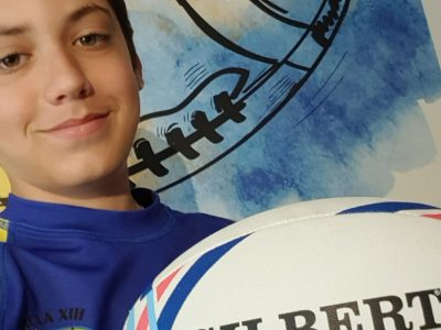 DO Pierre Lescure d'Albigeois Collège sainte Marie à Albi Rugby World Cup England 2015